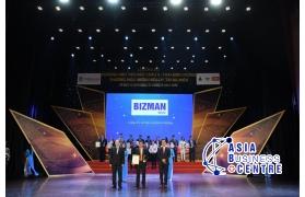Bizman Media đạt danh hiệu Top 10 thương hiệu tiêu biểu Châu Á - Thái Bình Dương 2020