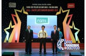FAMI - Thương hiệu sữa đậu nành yêu thích của triệu gia đình Việt