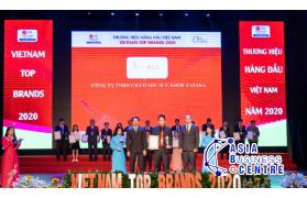 Ghế Massage Chính Hãng KLC được vinh danh Thương hiệu hàng đầu Việt Nam 2020