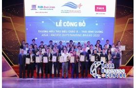 THANHHANGMILK - Nhận giải top 10 thương hiệu tiêu biểu Châu Á - Thái Bình Dương 2020