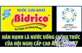 Công Ty TNHH SX & TM Tân Quang Minh – Nước giải khát Bidrico